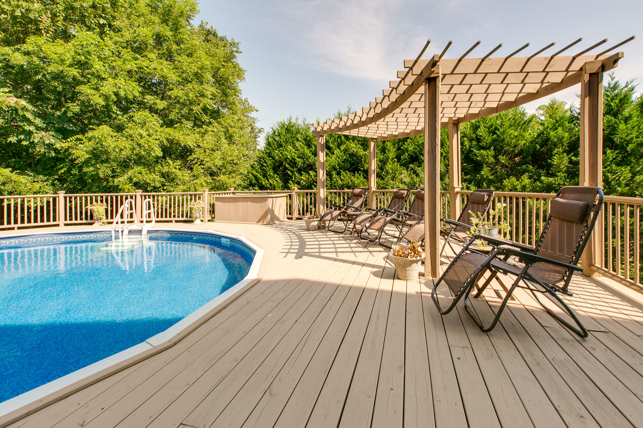 1804 Holden Ct Spring Hill, TN pool